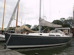 zeilboten verhuur Hanse yacht