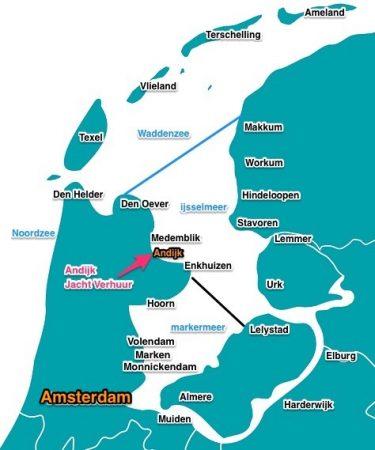 zeilboot_huren_nederland