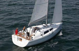 hanse zeilboot verhuur nederland