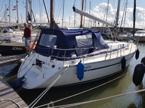 Bavaria zeilboot huren vanuit haven Monnickendam
